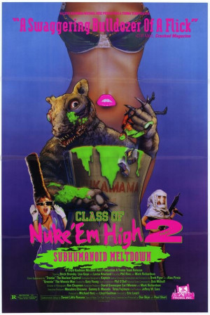 SassyFlix | Class of Nuke 'Em High 2: Subhumanoid Meltdown