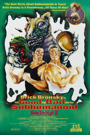 SassyFlix | Class of Nuke 'Em High 3: The Good, the Bad and the Subhumanoid
