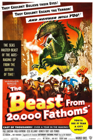 SassyFlix | The Beast from 20,000 Fathoms