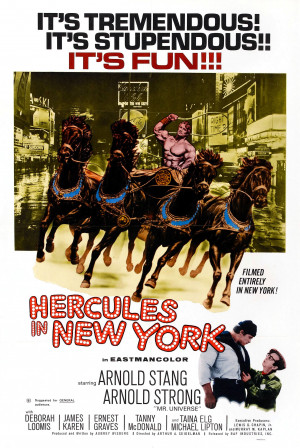 SassyFlix | Hercules in New York