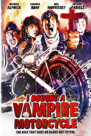 SassyFlix | I Bought a Vampire Motorcycle