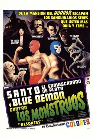 SassyFlix | Santo and Blue Demon Against the Monsters