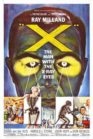 SassyFlix | X: The Man with the X-Ray Eyes