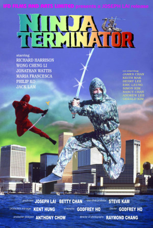 SassyFlix | Ninja Terminator