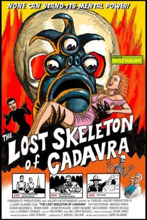SassyFlix | The Lost Skeleton of Cadavra