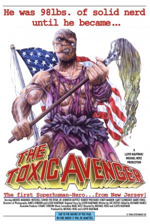 SassyFlix | The Toxic Avenger