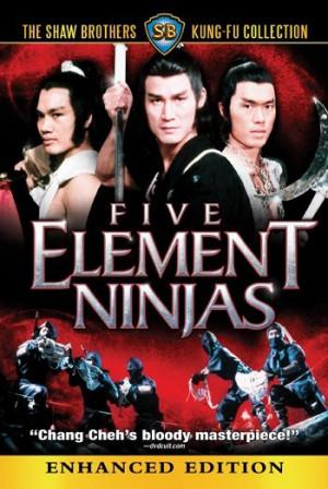 SassyFlix   Five Element Ninjas