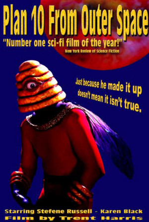 SassyFlix | Plan 10 from Outer Space