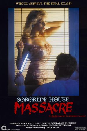 SassyFlix | Sorority House Massacre