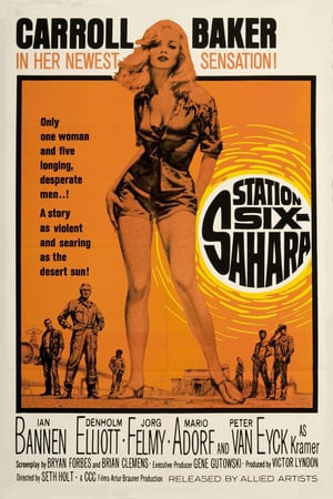 SassyFlix | Station Six-Sahara