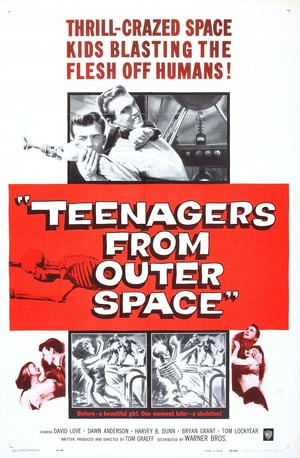 SassyFlix | Teenagers from Outer Space