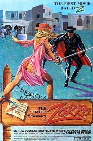SassyFlix | The Erotic Adventures of Zorro