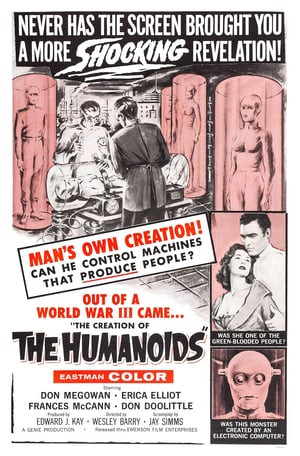 SassyFlix | The Creation of the Humanoids