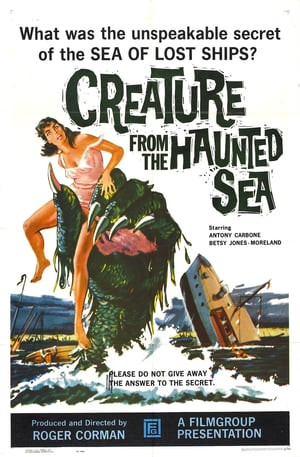 SassyFlix | Creature from the Haunted Sea