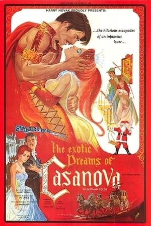 SassyFlix | The Exotic Dreams of Casanova