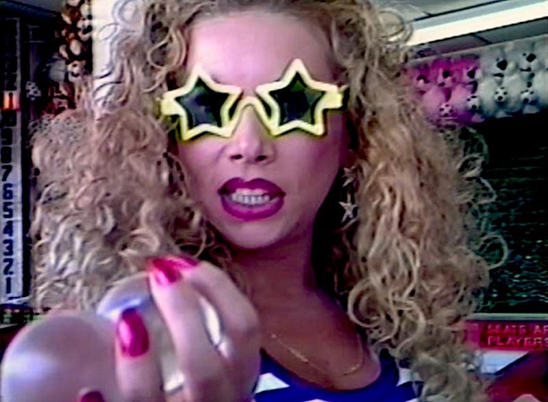 SassyFlix | Kitty G At Coney Island Promo