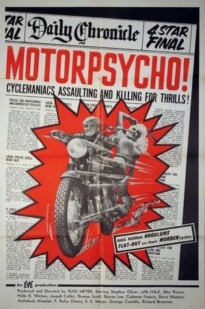 SassyFlix   Motorpsycho!