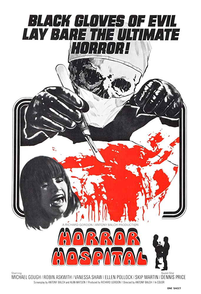 SassyFlix | Horror Hospital