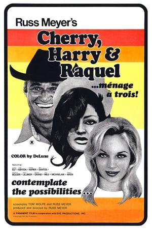 SassyFlix   Cherry, Harry & Raquel!