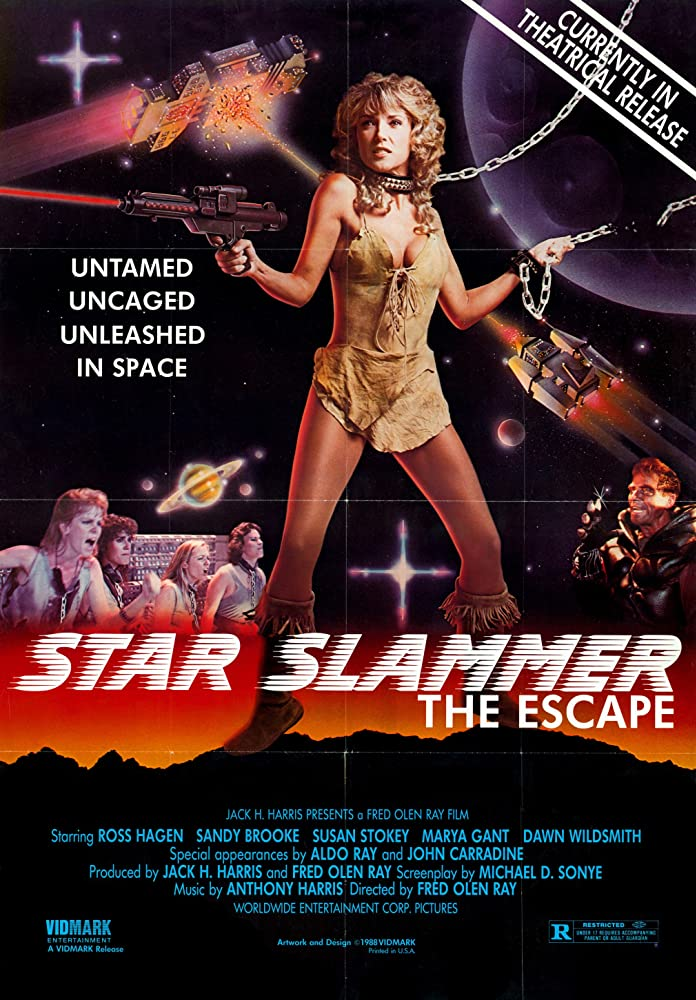 SassyFlix   Star Slammer