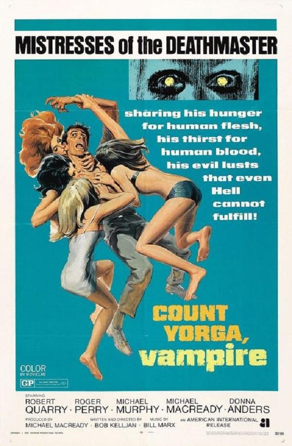 SassyFlix   Count Yorga, Vampire