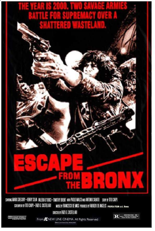 SassyFlix | Escape from the Bronx