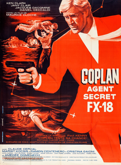 SassyFlix | FX 18, Secret Agent