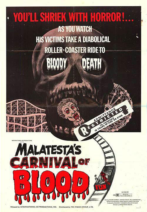 SassyFlix   Malatesta's Carnival of Blood