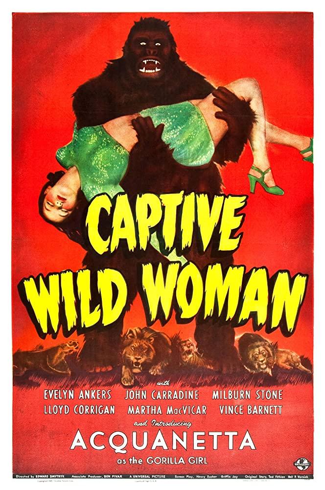SassyFlix | Captive Wild Woman
