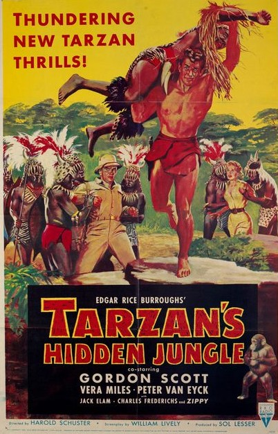SassyFlix | Tarzan's Hidden Jungle