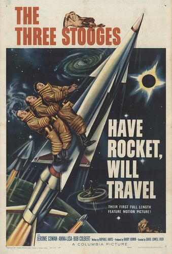 SassyFlix | Have Rocket, Will Travel