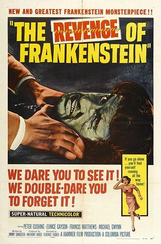 SassyFlix | The Revenge of Frankenstein