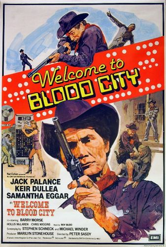 SassyFlix | Welcome to Blood City