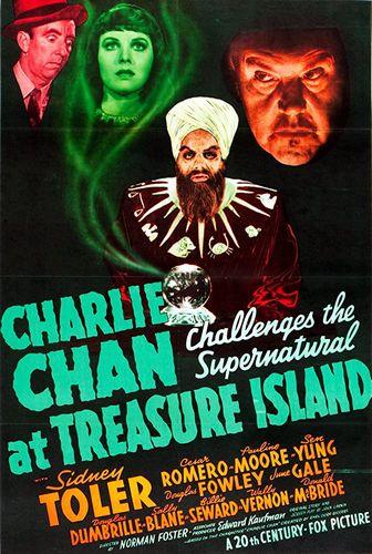 SassyFlix | Charlie Chan at Treasure Island