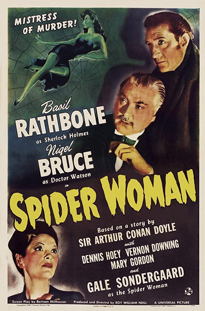 SassyFlix | The Spider Woman