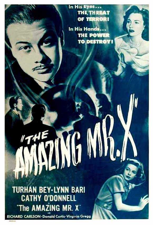 SassyFlix | The Amazing Mr. X