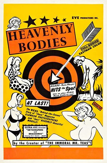 SassyFlix | Heavenly Bodies!
