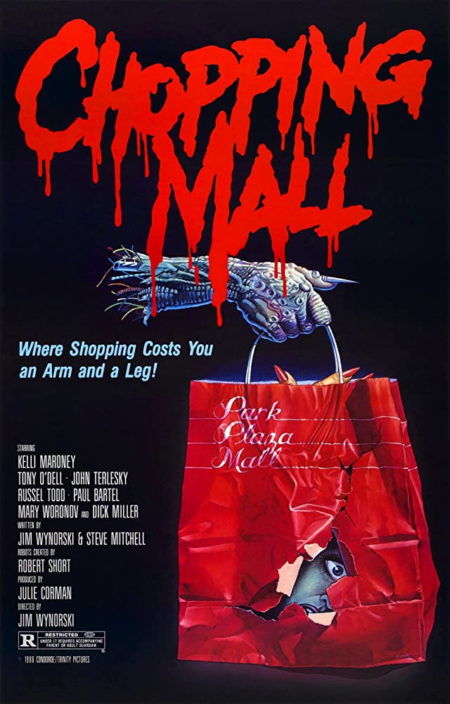 SassyFlix | Chopping Mall