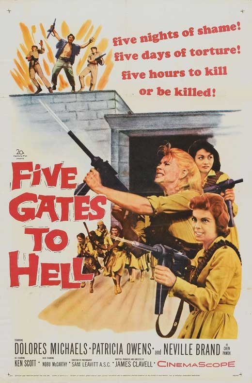 SassyFlix | Five Gates to Hell