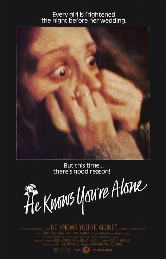 SassyFlix | He Knows You're Alone
