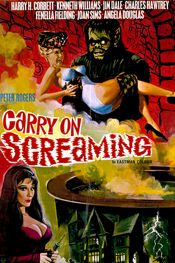 SassyFlix | Carry On Screaming