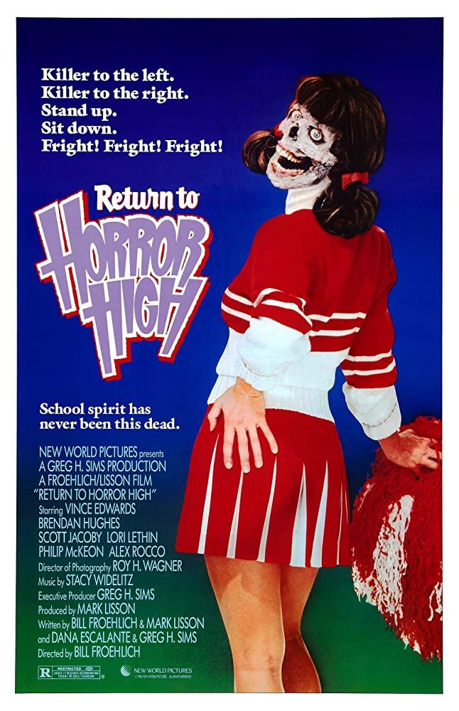 SassyFlix | Return to Horror High