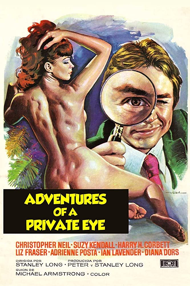 SassyFlix | Adventures of a Private Eye