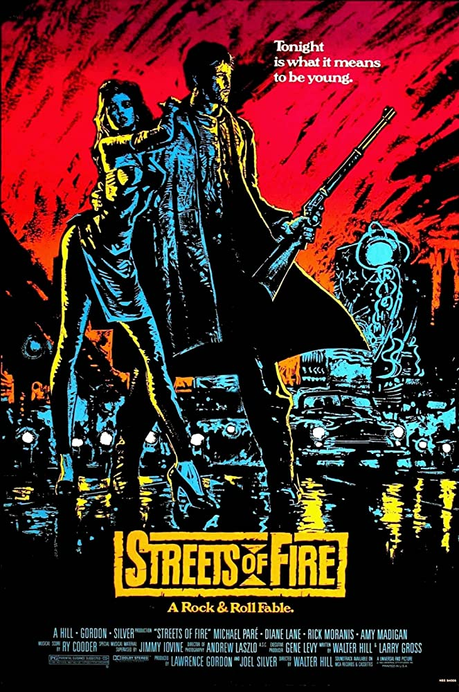 SassyFlix | Streets of Fire