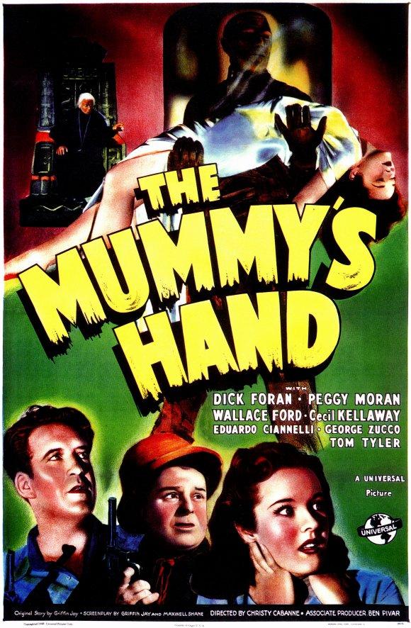 SassyFlix | The Mummy's Hand