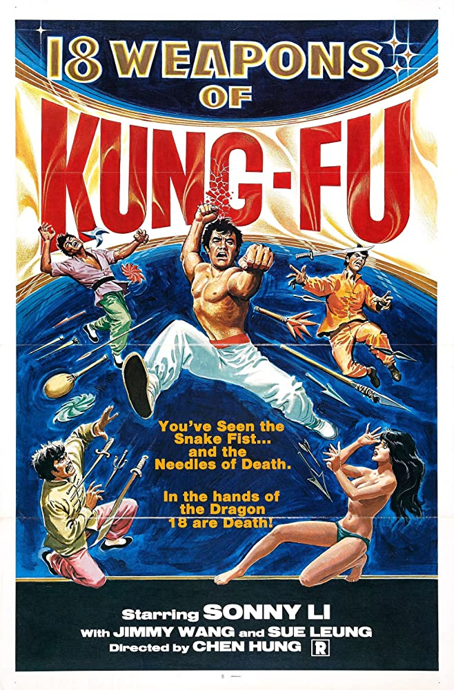 SassyFlix | 18 Weapons of Kung Fu