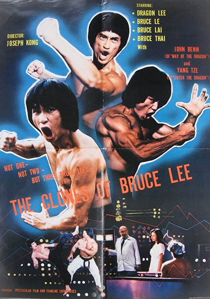 SassyFlix | The Clones of Bruce Lee