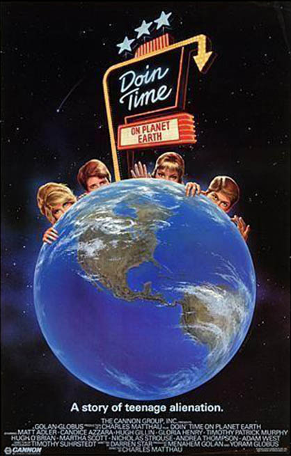 SassyFlix | Doin' Time on Planet Earth