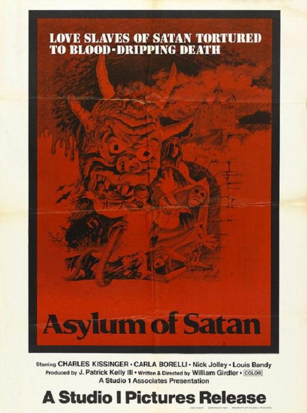 SassyFlix | Asylum of Satan