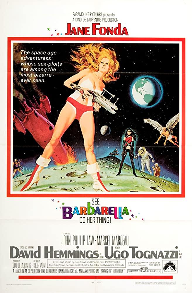 SassyFlix | Barbarella
